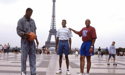 Tour de force Nike : Pippen et Barkley à Bercy