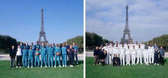 Hornets Warriors Paris Bercy