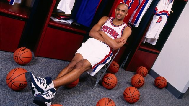 Grant Hill highlights