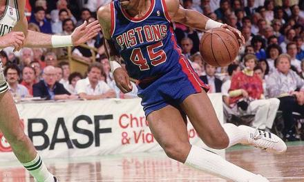 Adrian Dantley mix