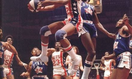 Vintage : Julius Erving