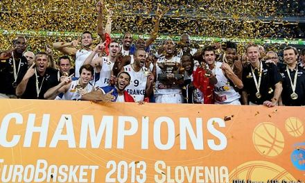 Eurobasket 2013 : En Or massif !