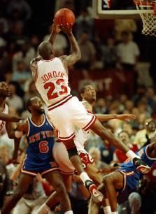 Jordan Knicks