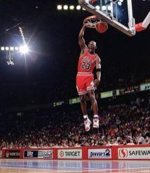 Jordan dunk bulls