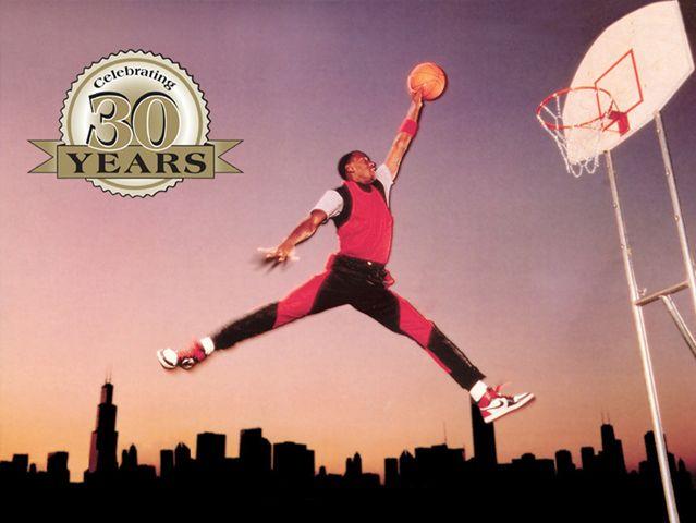 30 ans d'Air Jordan