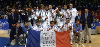 Il y a 15 ans, l'équipe de France remportait la médaille d'argent aux JO de Sydney