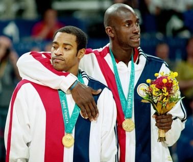 Champion olympique en 2000