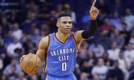 L'incroyable exploit de Russell Westbrook