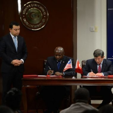 LIBERIAN LAW & FOREIGN POLICY