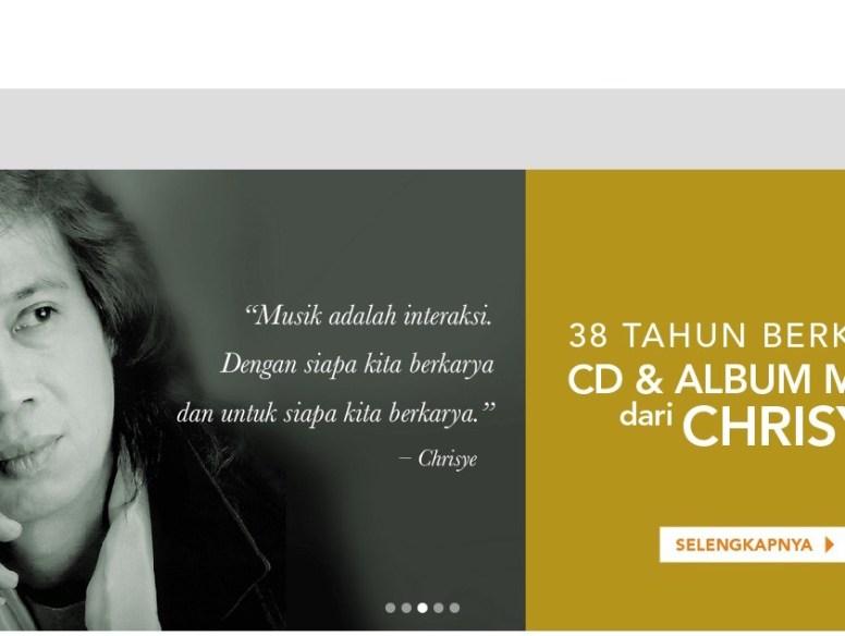 Koleksi Album Band dan Artis Musica Trinity Lagu Terbaik