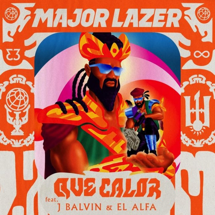 DIPLO'S MAJOR LAZER DEBUTS
