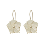Silver Mother of Pearl Earrings
