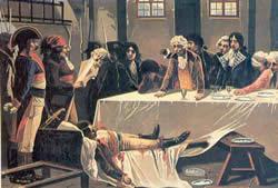 Jacobinos y girondinos