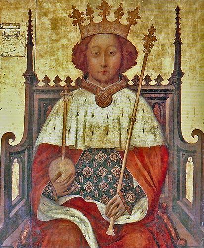 Resultado de imagen de rey ricardo ii de inglaterra