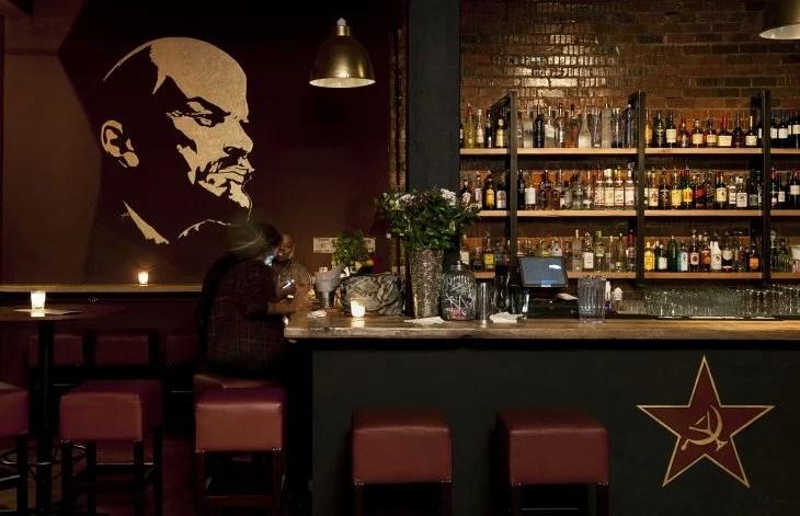 Bar en sudafrica