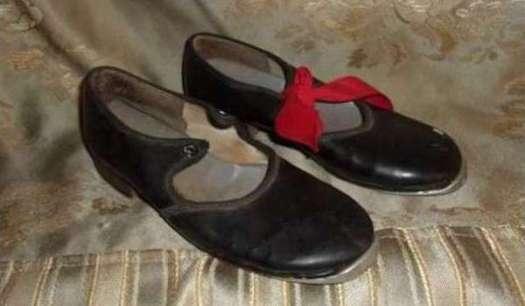 Zapatos embrujados