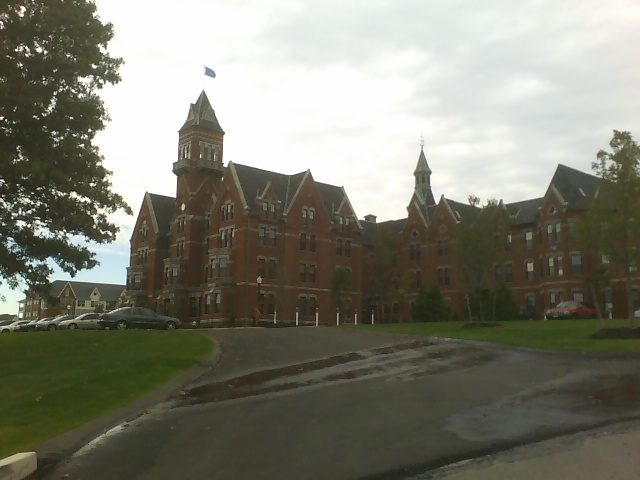 Hospital mental Danver