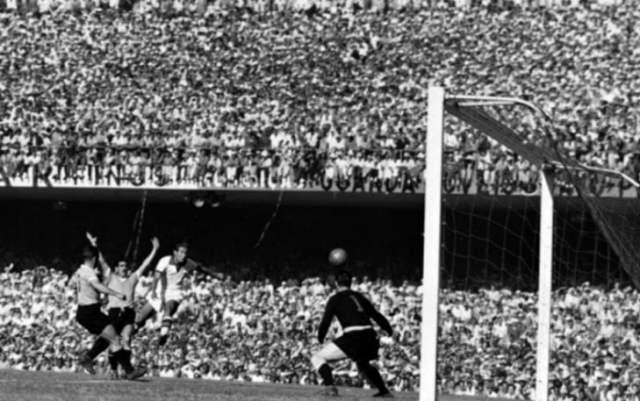 Estadio Maracaná en 1950