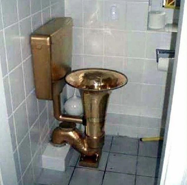 imágenes de asco baño