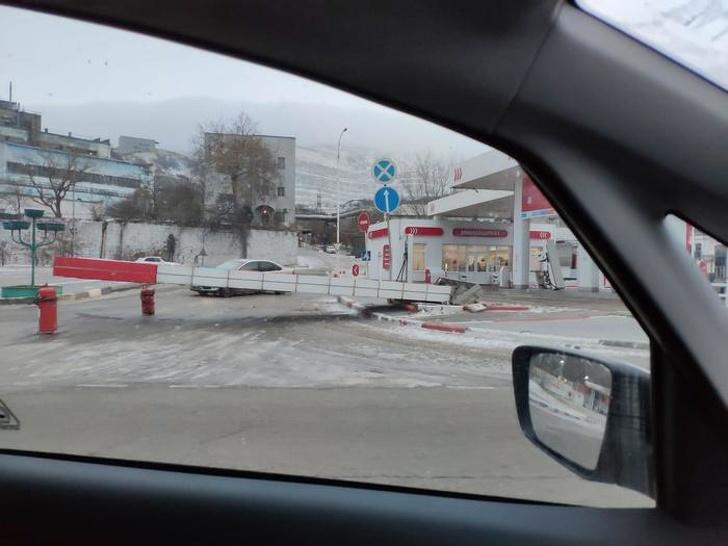 Peor día gasolinera
