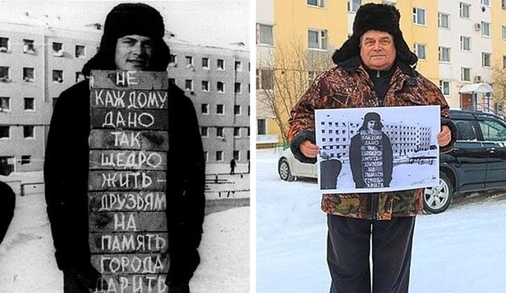 antes y después rusia