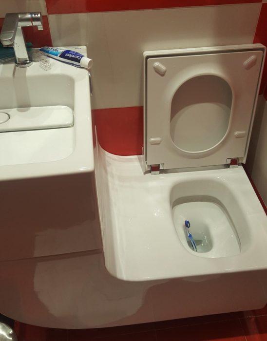 objetos mal diseñados inodoro