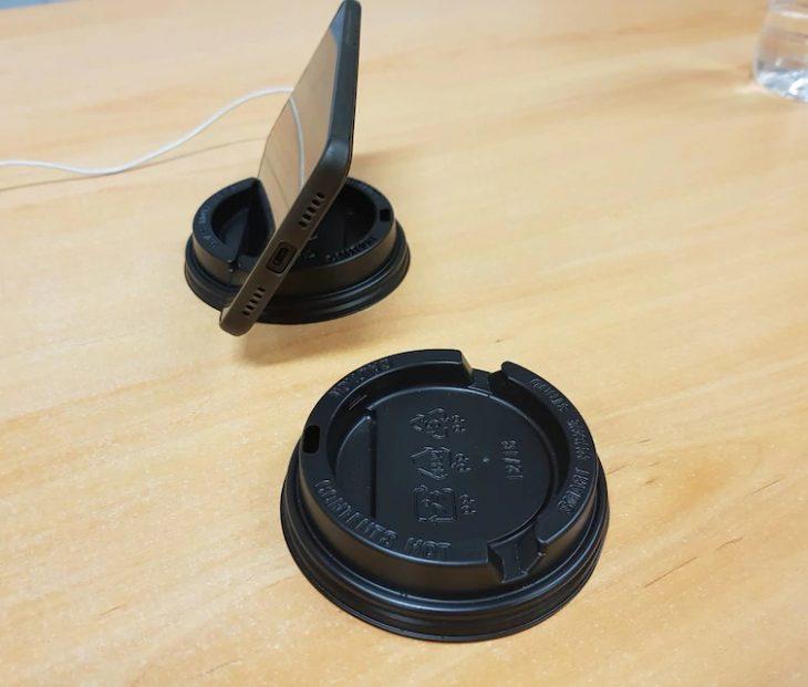 Inventos útiles tapa café