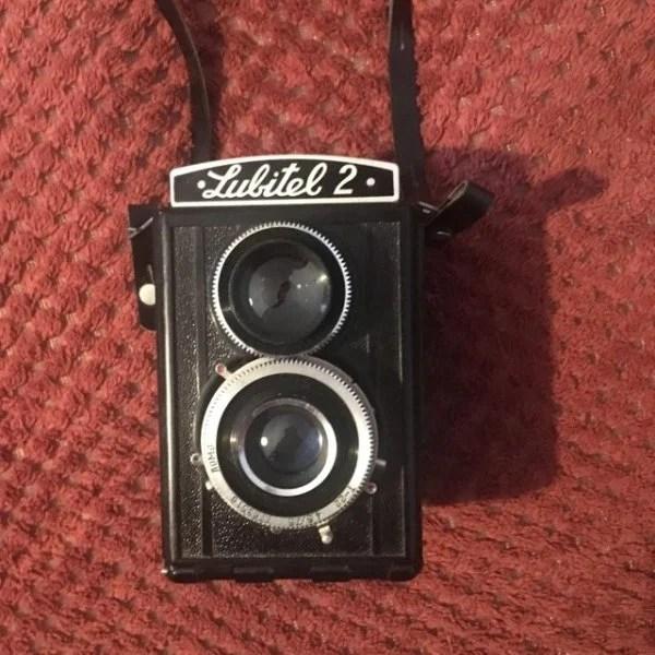 Objetos antiguos que aún sirven cámara
