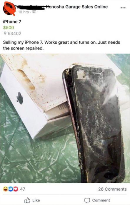 ventas estupidas