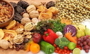 comida sana