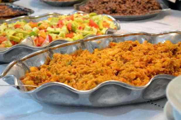 Comida típica de Semana Santa