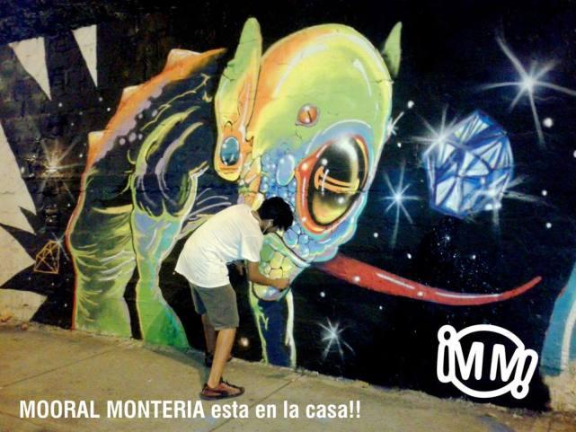 Mooral Montería - La Guía de Montería