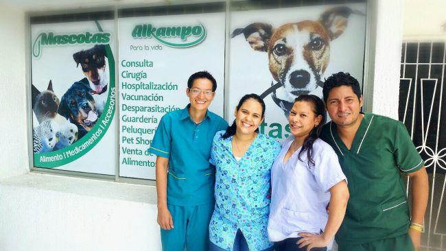 Alkampo veterinaria monteria