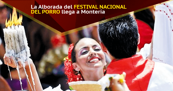 festival nacional del porro Montería