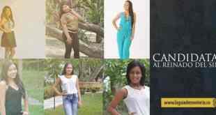 candidatas-al-reinado-del-rio-sinu-en-Montería