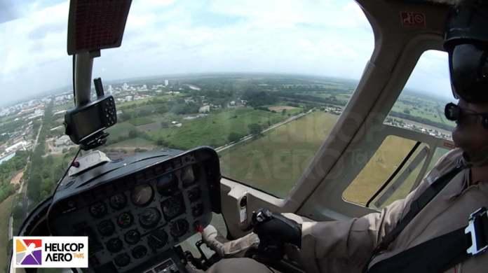 Montería helicp aero tours
