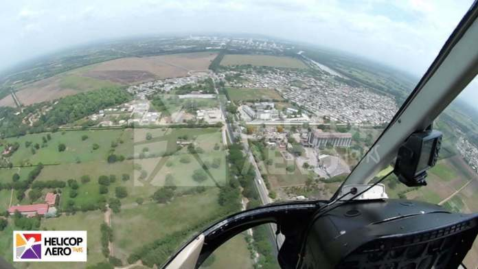 helicop aero tours Monteria