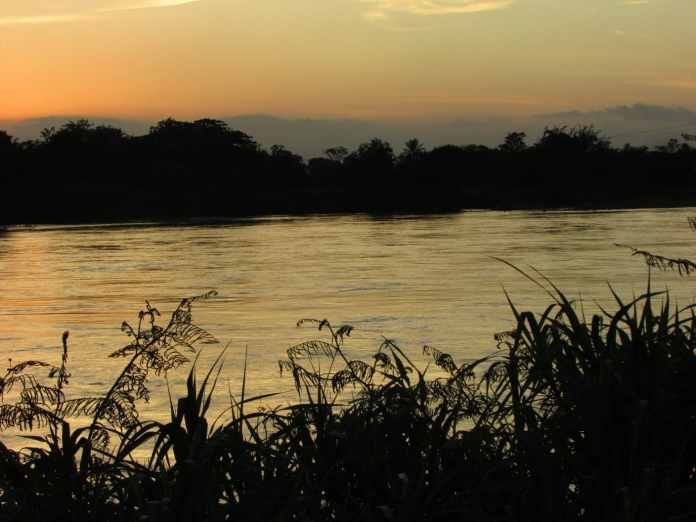 río sinú Montería