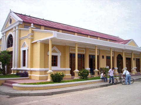 Centro Cultural Raúl Gómez Jattin