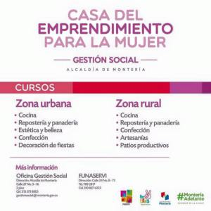 Cursos de emprendimiento para mujeres
