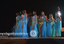 Desfile en traje de baño
