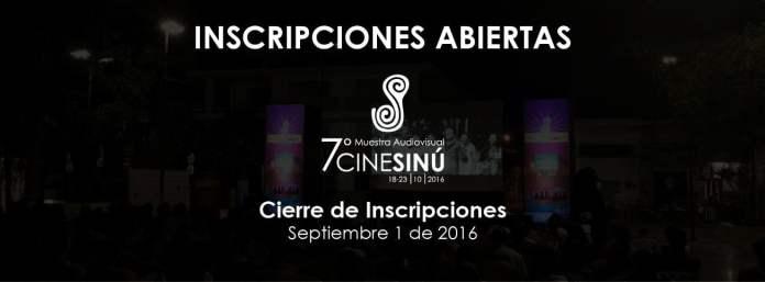muestra audiovisual cinesinu 2
