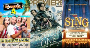 Plan Cine para esta temporada en Montería