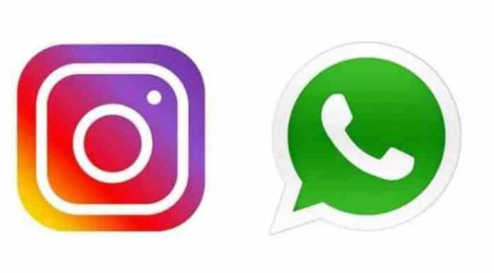WHATSAPP E INSTAGRAM