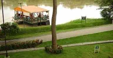 Ecoturismo perfecto en Córdoba Parque ronda del Sinú
