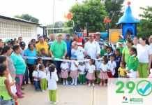 parque infantil monteria