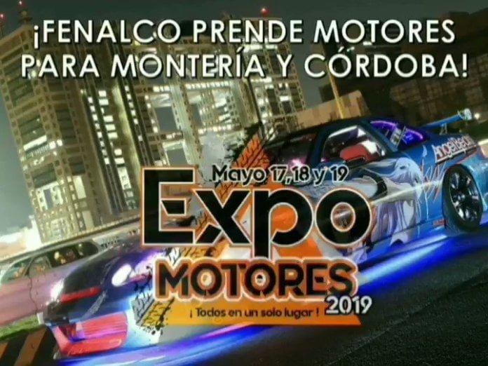CONOCE LA PROGRAMACIÓN DE «EXPOMOTORES 2019» EN MONTERÍA