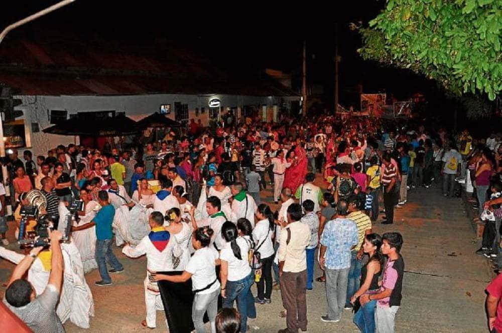 Fiestas Patronales y Culturales en San Bernardo del Viento