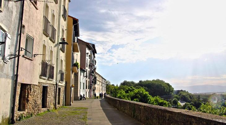Paseo de Ronda – La Guía de Pamplona