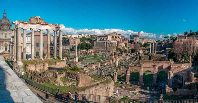 El Palatino - La Guía de Roma - Actualizada 2020